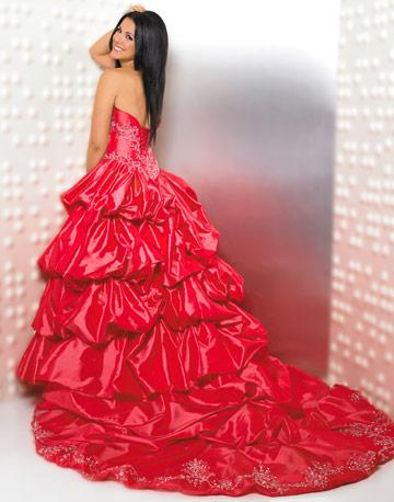 Quinceanera dress
